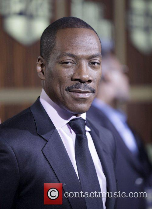 Eddie Murphy attends Spike TV's 'Eddie Murphy: One...