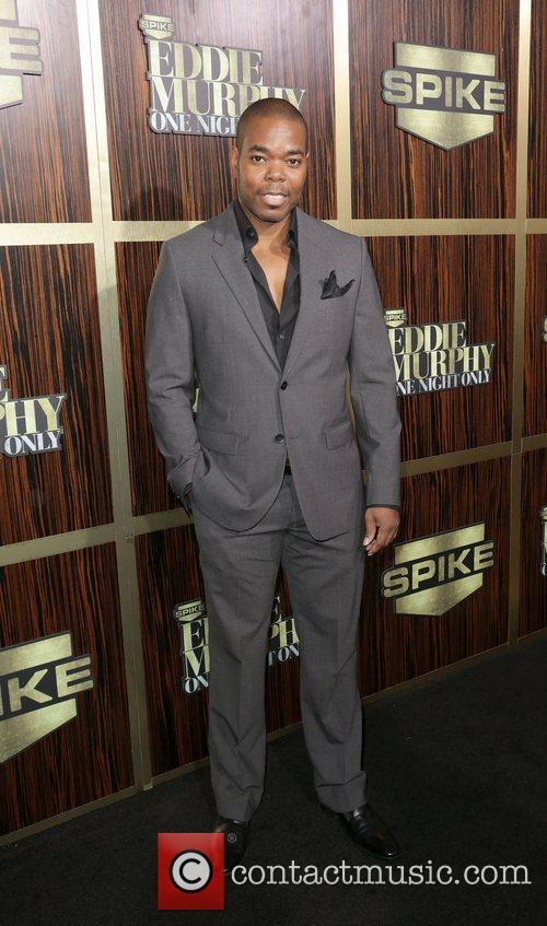 Gabriel Casseus attends Spike TV's 'Eddie Murphy: One...