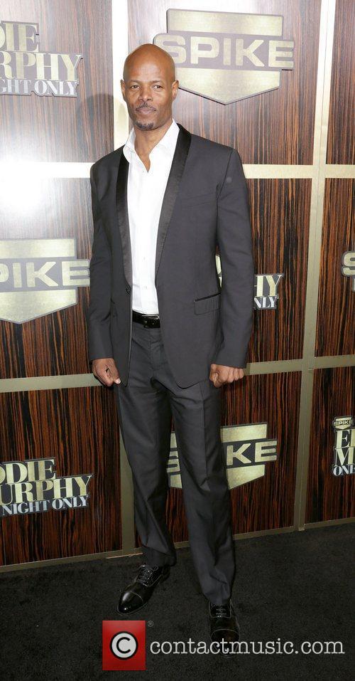 Keenen Ivory Wayan attends Spike TV's 'Eddie Murphy:...