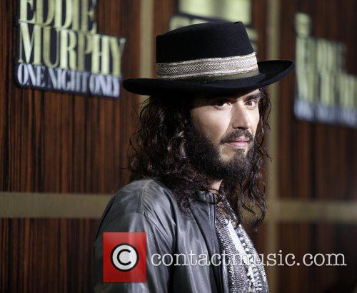 Russell Brand attends Spike TV's 'Eddie Murphy: One...