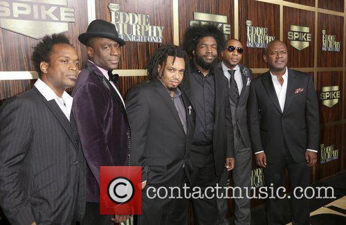 The Roots attends Spike TV's 'Eddie Murphy: One...