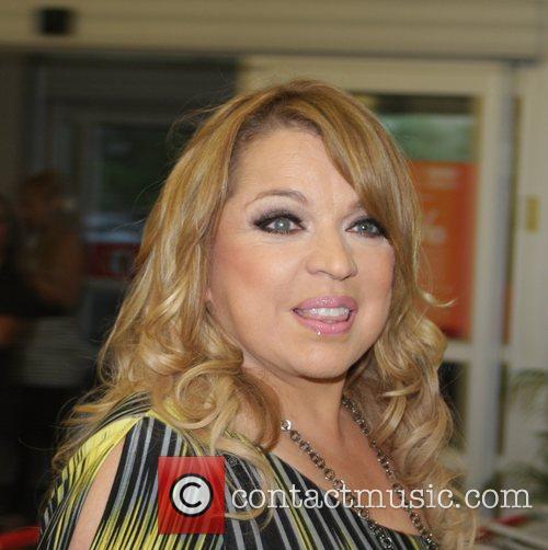 Ednita Nazario signs copies of her new album...