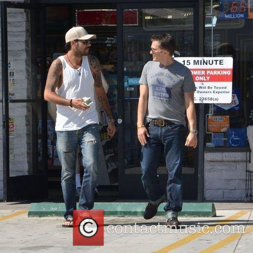 Eduardo Cruz and Olivier Martinez 3