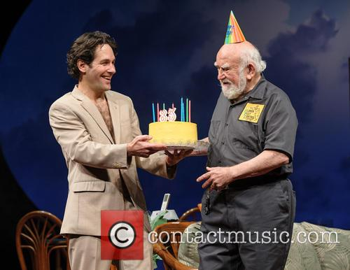 Paul Rudd, Ed Asner, The, Grace, Ed Asner's and New York City 2