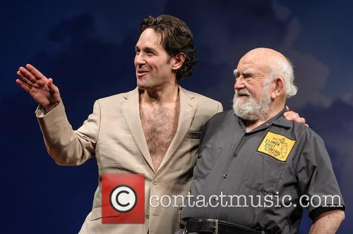 Paul Rudd, Ed Asner, The, Grace, Ed Asner's and New York City 3