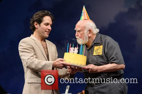 Paul Rudd, Ed Asner, The, Grace, Ed Asner's and New York City 1