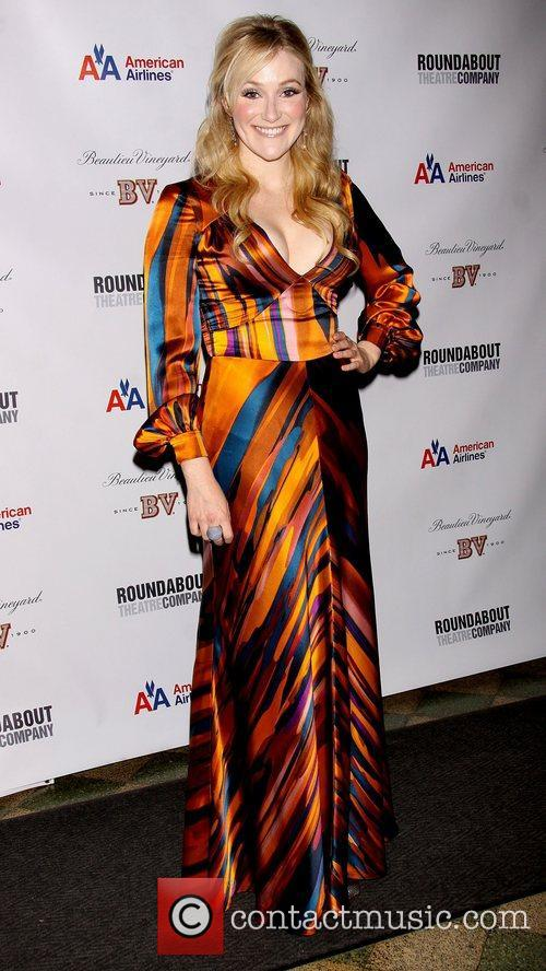Betsy Wolfe  at the after party for...