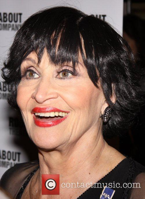 Chita Rivera at the after party for 'The...