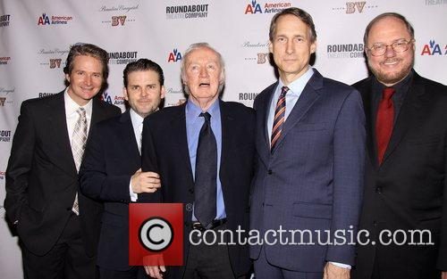 Peter Benson, Robert Creighton, Jim Norton, Gregg Edelman and Rupert Holmes 5