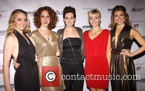 Shannon Lewis, Alison Cimmet, Kiira Schmidt, Jennifer Foote and Janine Divita 2