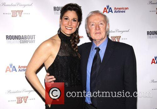 Stephanie J. Block and Jim Norton 1