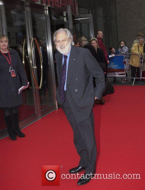 Producer Lord David Puttnam Edinburgh International Film Festival...