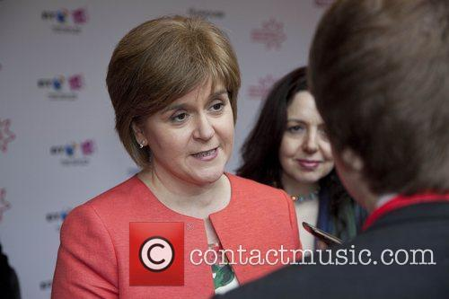 Scottish Health Minister and Deputy First Minister Nicola...