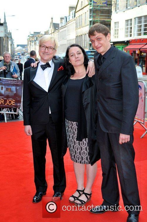 Chris Fujiwara and Guests Edinburgh Film Festival 2012...