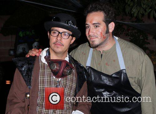 Efren Ramirez and Guest 1
