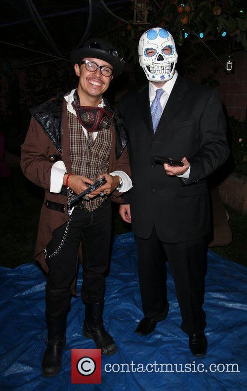Efren Ramirez and Guest 9