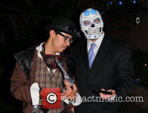 Efren Ramirez and Guest 4