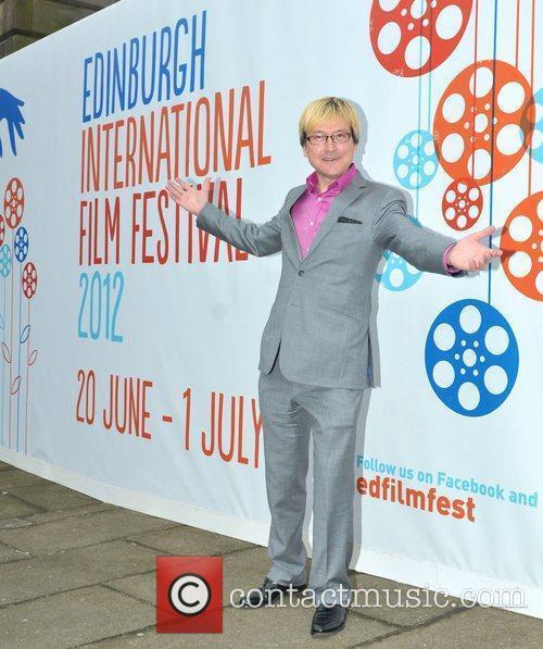 The launch of the 2012 Edinburgh International Film...