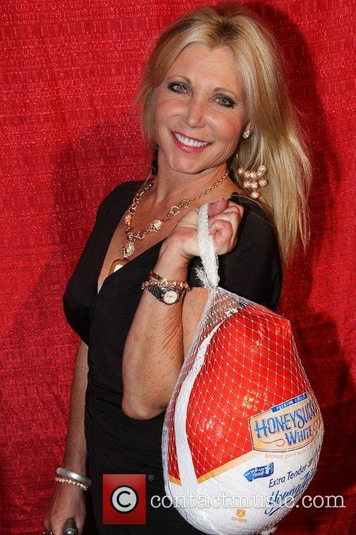 Pamela Bach-Hasselhoff  The Jackson Limousine Homeless Turkey...