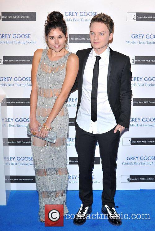 Eliza Doolittle and Conor Maynard 2