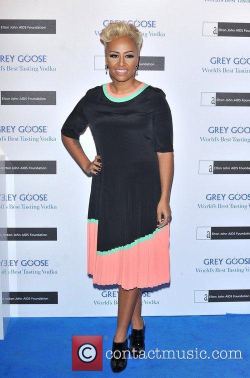 Emeli Sande at the Grey Goose Ball