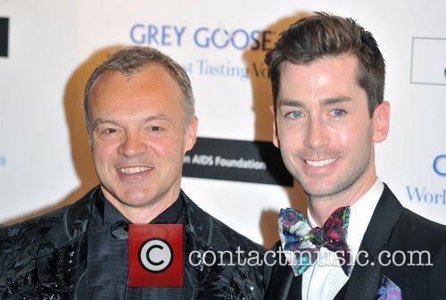 Graham Norton The Elton John AIDS Foundation Grey...