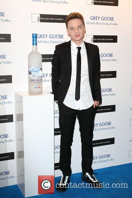 Conor Maynard The Elton John AIDS Foundation Grey...