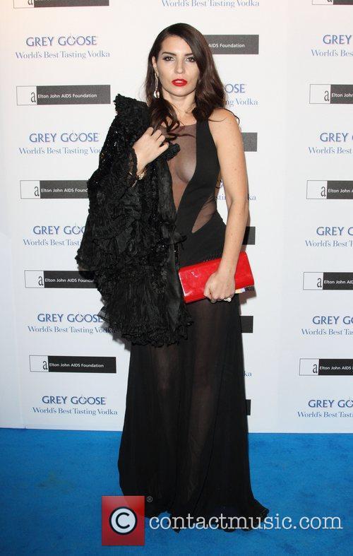Grace Woodward The Elton John AIDS Foundation Grey...