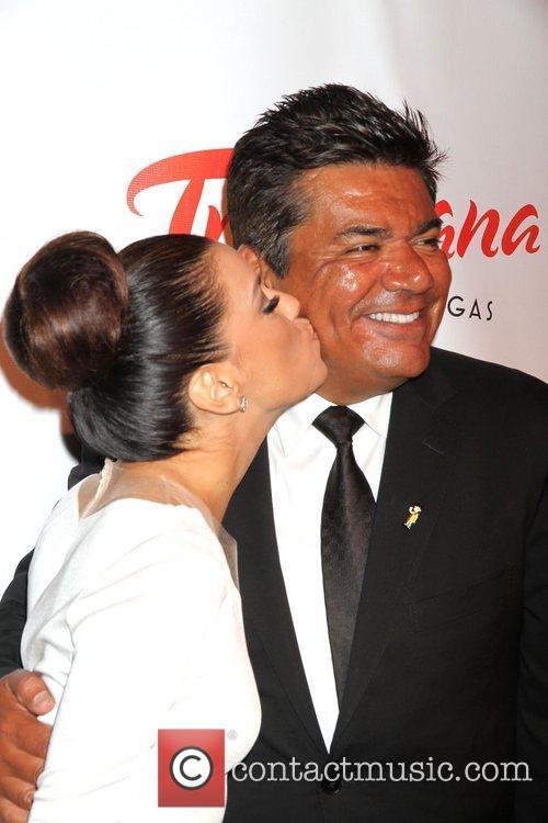 Eva Longoria and George Lopez 9