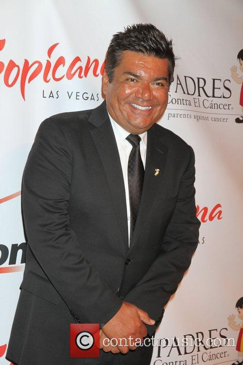 George Lopez Eva Longoria hosts the 12th Annual...