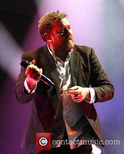 Guy Garvey, Elbow and O2 Arena 3