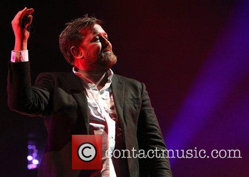 Guy Garvey, Elbow and O2 Arena 2