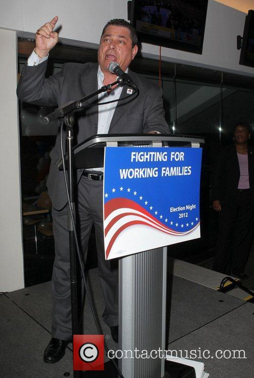Vice Chair of the California Democratic Party Eric...
