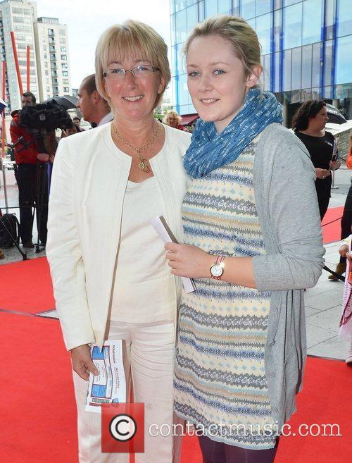 Mary Hanifan and neice Maire Claire Guests honour...