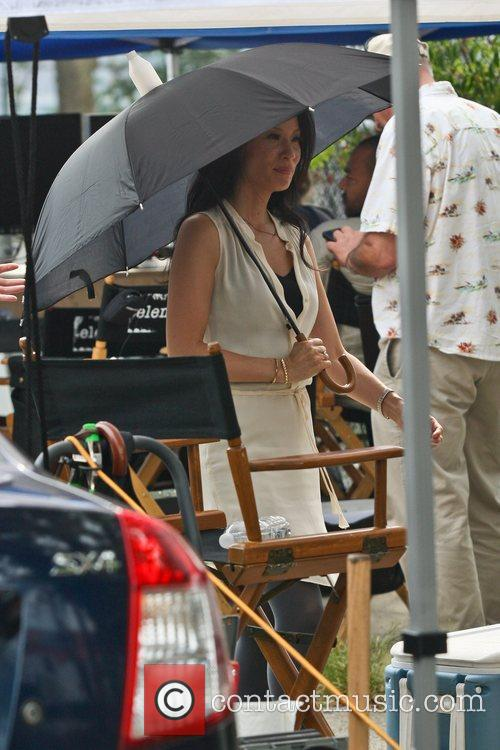 Jonny Lee Miller and Lucy Liu 7