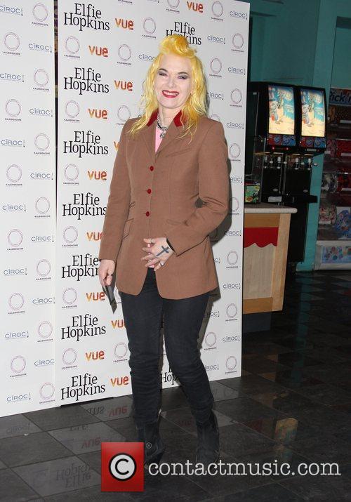 Elfie Hopkins premiere held at the Vue cinema-...