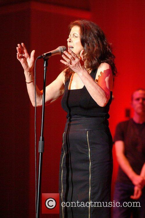 Elkie Brooks  performing at the Cadogan Hall...