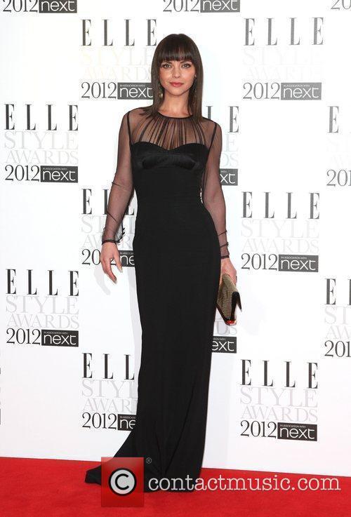 Christina Ricci The Elle Style Awards 2012 held...