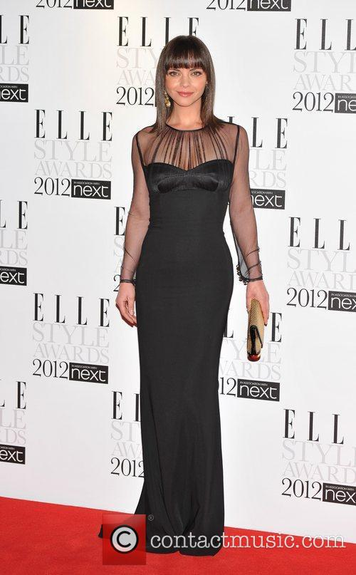 Christina Ricci ELLE Style Awards held at the...