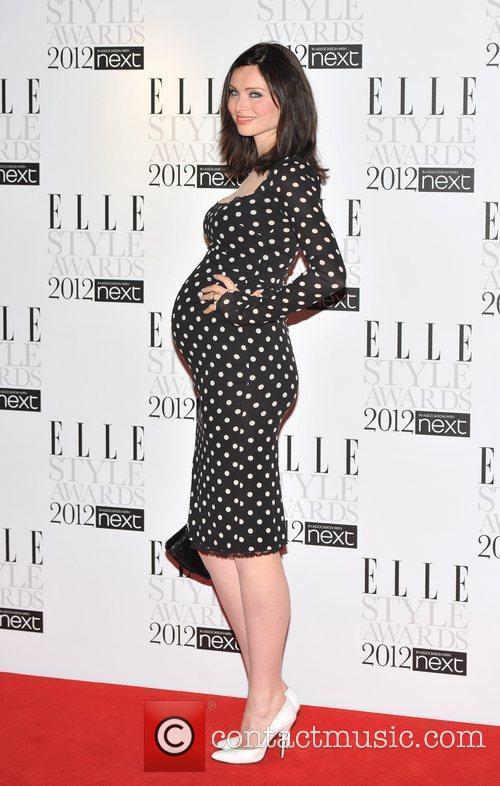 Sophie Ellis-Bextor ELLE Style Awards held at the...