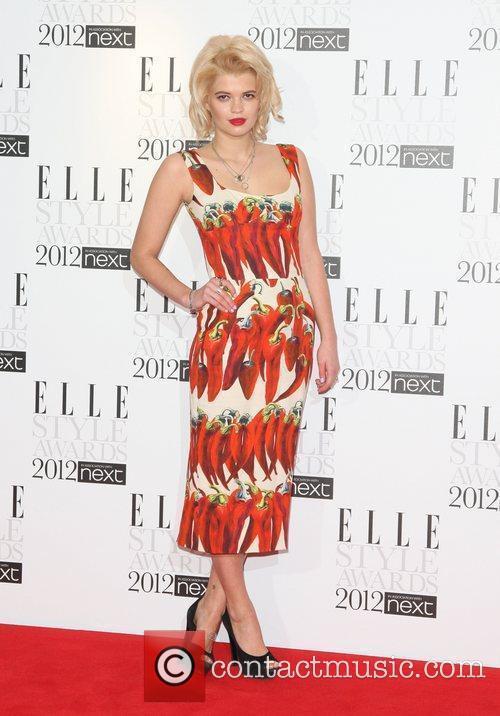 Pixie Geldof The Elle Style Awards 2012 held...