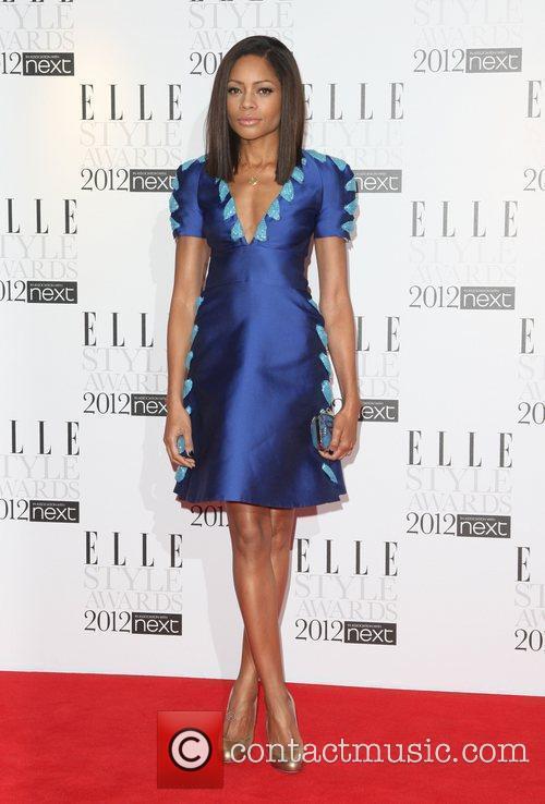 Naomi Harris The Elle Style Awards 2012 held...