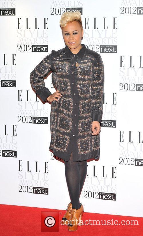 Emeli Sande ELLE Style Awards held at the...