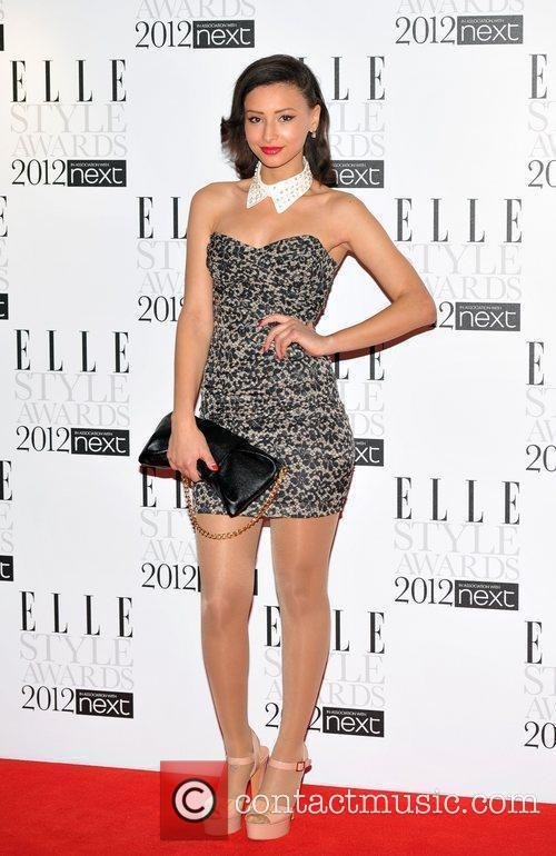 Leah Weller ELLE Style Awards held at the...