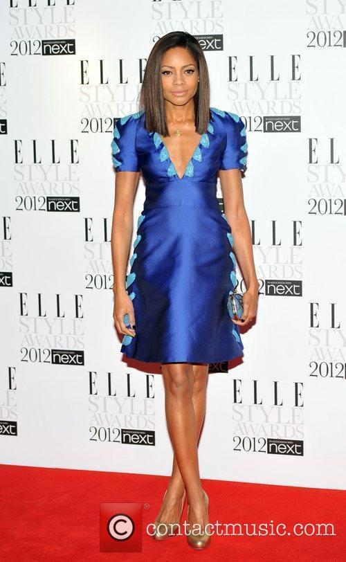 naomie harris elle style awards held at 3728931