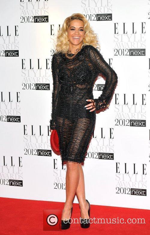 Rita Ora ELLE Style Awards held at the...