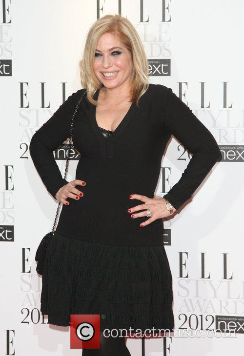 Brix Smith-Start The Elle Style Awards 2012 held...