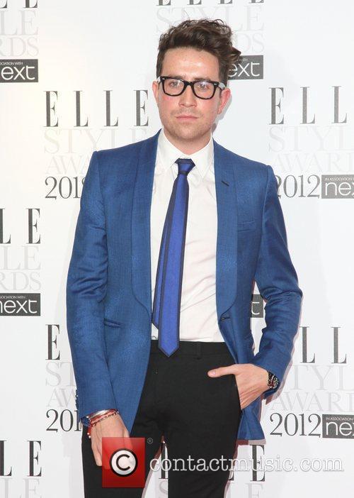 Nick Grimshaw The Elle Style Awards 2012 held...