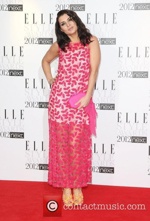 Grace Woodward The Elle Style Awards 2012 held...