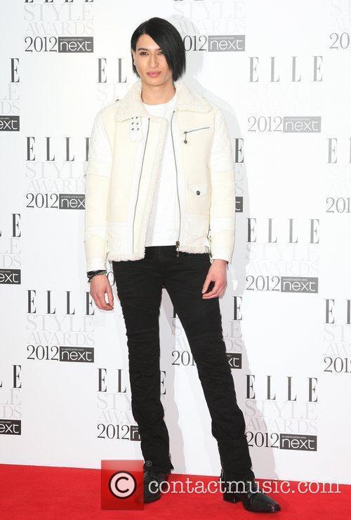 Natt Weller The Elle Style Awards 2012 held...